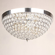 Modern/Contemporary Flush Mount For Living Room Bedroom Dining Room Study Room/Office Hallway Bulb Not Included