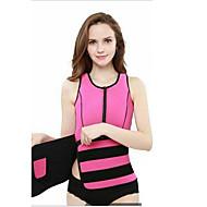 Hot Shapers Neoprene Sauna Waist Trainer Vest Workout Shaper Wear Slimming Adjustable Sweat Belt Fajas Body shaper Slim Underwear