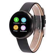 tanie Inteligentne zegarki-Inteligentny zegarek GPS Pulsometr Wodoszczelny Video Kamera/aparat Odbieranie bez użycia rąk Obsługa wiadomości Obsługa aparatu Dźwięk
