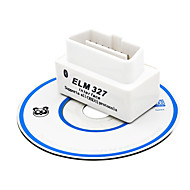 super mini v1.5 elm327 bluetooth obd2 adapter obdii skener can-bus podržava sve obd2 popustljiv automobila nakon 1996. godine