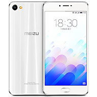 MEIZU MEIZU X 2.5D 5.5 inç 4G Akıllı Telefonlar (3GB + 32GB 12 MP Sekiz Çekirdekli 3200 mAh)