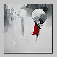 Large Hand Painted Modern Abstract Girl Oil Painting On Canvas Modern Abstract Wall Art Picture For Wall Decoration Ready To Hang