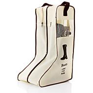ジッパーブーツプロテクター付きクローゼットキャビン靴カバーブーツ主催サックstoraging袋をぶら下げポータブル大きな靴保存袋