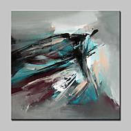 Maalattu Abstrakti Fantasy öljymaalauksia,Moderni European Style 1 paneeli Kanvas Hang-Painted öljymaalaus For Kodinsisustus