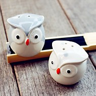 Adorable Owl Salt and Pepper Shakers Set Beter Gifts®Party Favors