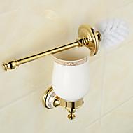 Tuvalet Fırçalar ve Tutucular Neoklasik Diğerleri Pirinç