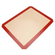 preiswerte -Backwerkzeuge Silikon Umweltfreundlich / nicht-haftend Brot / Kuchen Backmatten & Liners 1pc