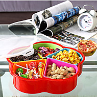 5 Boxes Design Fruits Nuts Storage Kitchen Storage For Party