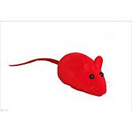 Katze Katzenspielsachen Haustierspielsachen Quietsch- Spielzeuge quietschen Maus Für Haustiere