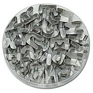 voordelige Koekjesbenodigdheden-bakvorm Letter Koekje Roestvast staal DHZ