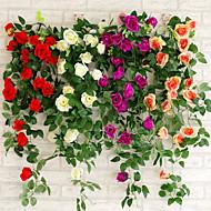 Bryllup Dekorationer Blomster Tema Forår Sommer