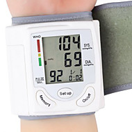 cheap Health & Personal  Care-Health Care Wrist Portable Digital Automatic Blood Pressure Monitor
