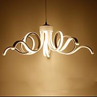 נברשות ,  מודרני / חדיש צביעה מאפיין for LED מתכת חדר שינה חדר אוכל חדר עבודה / משרד חדר ילדים
