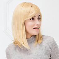 viileä vaalea Haircolor luonnollinen suorat capless hiuksista peruukki tytöille ja naisille 2017