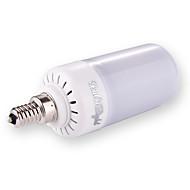 billige Globepærer med LED-1pc 5W 500 lm E27 E26 E12 LED-globepærer T 160 leds SMD 2835 Mulighet for demping Varm hvit Kjølig hvit Naturlig hvit AC110