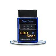 VGATEアンドロイド窓のためのミニELM327 V1.5のBluetooth 3.0 OBD2 OBDIIコードスキャナBTチェックエンジンをスキャン