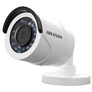billige IP-kameraer-Hikvision DS-2ce16c0t-ir HD720p ir bullet kamera (IP66 vanntett 20m ir analog HD-utgang smart 1MP)