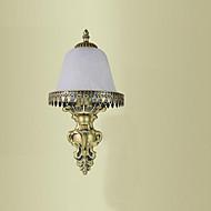 billige Vegglamper-Rustikk / Hytte / Moderne / Nutidig / Land Vegglamper Metall Vegglampe 220V / 110V 1*60 W / E26 / E27