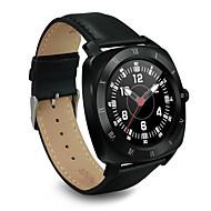 tanie Inteligentne zegarki-Inteligentny zegarek Pulsometr Spalone kalorie Krokomierze Video Śledzenie odległości Wielofunkcyjne Informacje Odbieranie bez użycia rąk