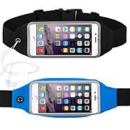 携帯電話バッグ のために 登山 レーシング レジャースポーツ サイクリング/バイク キャンピング&ハイキング ランニング ジョギング スポーツバッグ 防水 防雨 防水ファスナー 防塵 ヘッドセット ランニングバッグ iphone 4/10S iPhone 5/5S