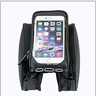 Vesker til sykkelramme Mobilveske 5.7 tommers Fort Tørring Anvendelig Støtsikker Berøringsskjerm Sykling til Samsung Galaxy S8 / S7 /