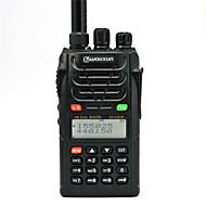wouxun kg-uvd1p walkie talkie vhf / uhf dual band toveis radio FM-radio