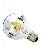 B22 E26/E27 Lâmpadas de Filamento de LED G95 6 COB 600 lm Branco Quente 2700-3500 K Regulável AC 220-240 AC 110-130 V