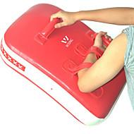 Boxovací rukavice pro Box Bojová umění Fitness Taekwondo Odolný proti opotřebení Zateplené Syntetická kůže červená/bílá