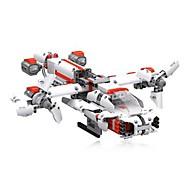 お買い得  スマートロボット-xiaomi mitu diy携帯電話の制御ロボットビルディングブロック自己組織化されたおもちゃ