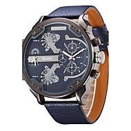 Herren Kinder Sportuhr Militäruhr Kleideruhr Modeuhr Armbanduhr Armband-Uhr Einzigartige kreative Uhr Japanischer QuartzKalender