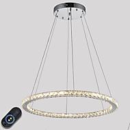 billige Takbelysning og vifter-Anheng Lys Omgivelseslys - Krystall Mulighet for demping LED, Traditionel / Klassisk Moderne / Nutidig, 110-120V 220-240V Pære Inkludert