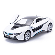 Aufziehbare Fahrzeuge Spielzeug-Autos Baustellenfahrzeuge Simulation Auto Pferd Metalllegierung Metal Unisex Geschenk Action &