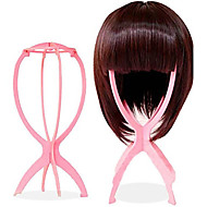 cheap Tools & Accessories-Plastic Wig Stands Wig Accessories Extension Connectors High Quality Classic Daily