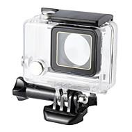Koruyucu Kılıf Su Geçirmez Kılıff Su Geçirmez 45M İçin Aksiyon Kamerası Gopro 4 Gopro 3 Gopro 3+ Kamp & Yürüyüş Bisiklete biniciliği