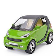 Aufziehbare Fahrzeuge Spielzeugautos Lastwagen Spielzeuge Simulation Auto Metalllegierung Metal Stücke Unisex Jungen Geschenk