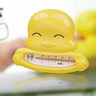 olcso -Bőr Hőmérők Kézi Vízálló Fahrenheit / Celsius mérték AkkumulátorBattery Plastic