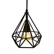 billiga Belysning-OYLYW Geometriskt Hängande lampor Glödande - Ministil, 110-120V / 220-240V Glödlampa inte inkluderad / 0-5㎡ / E26 / E27
