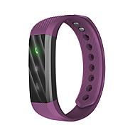 tanie Inteligentne zegarki-Inteligentne Bransoletka GPS Wodoszczelny Spalone kalorie Krokomierze Rejestr ćwiczeń Śledzenie odległości Anti-lost Długi czas czuwania