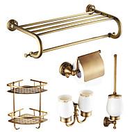 タオルラック&ホルダー 新古典主義 真鍮