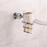 סט של אביזרים לאמבטיה / כרום עכשווי