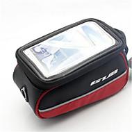 Mobilveske Vesker til sykkelramme 5.7 tommers Berøringsskjerm Sykling til Iphone 8 Plus / 7 Plus / 6S Plus / 6 Plus Iphone X Samsung