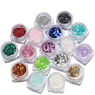 17box Nagelkunst decoratie Strass parels make-up Cosmetische Nagelkunst ontwerp