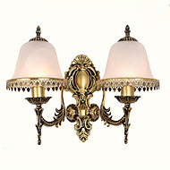 billige Vegglamper med LED-Moderne / Nutidig LED Vegglampe Metall Vegglampe 220-240V 5W