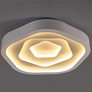 Modern/Contemporary Flush Mount For Living Room Bedroom Dining Room Study Room/Office Kids Room AC 85-265V Bulb Included
