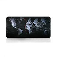 Super suuri koko 90cm * 40cm maailmankartalle tulostaa peli hiirimatto matto kannettava pelaamista hiirimatto
