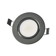 billige Innfelte LED-lys-6W 540 lm 2G11 Led-Nedlys Innfelt retropassform 1 leds COB Mulighet for demping Dekorativ Varm hvit Kjølig hvit AC 110-130V AC 220-240V