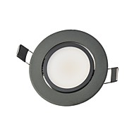 6W 2G11 Led-Nedlys Innfelt retropassform 1 COB 540 lm Varm hvit Kjølig hvit Dimbar Dekorativ AC 220-240 AC 110-130 V 1 stk.