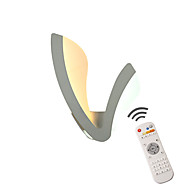 billige Vegglamper-AC 110-130 AC 220-240 12 Integrert LED Moderne/ Samtidig Andre Trekk for Mini Stil,Atmosfærelys Vegglamper Vegglampe