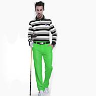 Herrn Ärmellos Golf Unten Atmungsaktiv Schweißableitend Komfortabel Grün Golfspiel Freizeit Sport