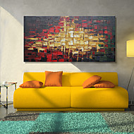Imprimeu pânză întins Abstract Modern Clasic,Un Panou Canava Orizontal print Arta Decor de perete For Pagina de decorare